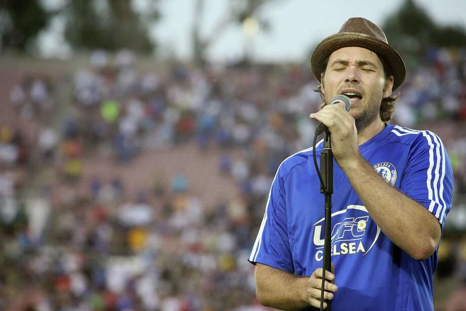 American Idol Season 7 contestant Michael Johns attends Chelsea FC and Inter-Milan soccer match benefitting LAFC Chelsea and Africa Outreach Project at The Rose Bowl on July 21, 2009 in Pasadena, California. Photo: Chris Weeks, WireImage Via Getty Images / 2009 Chris Weeks