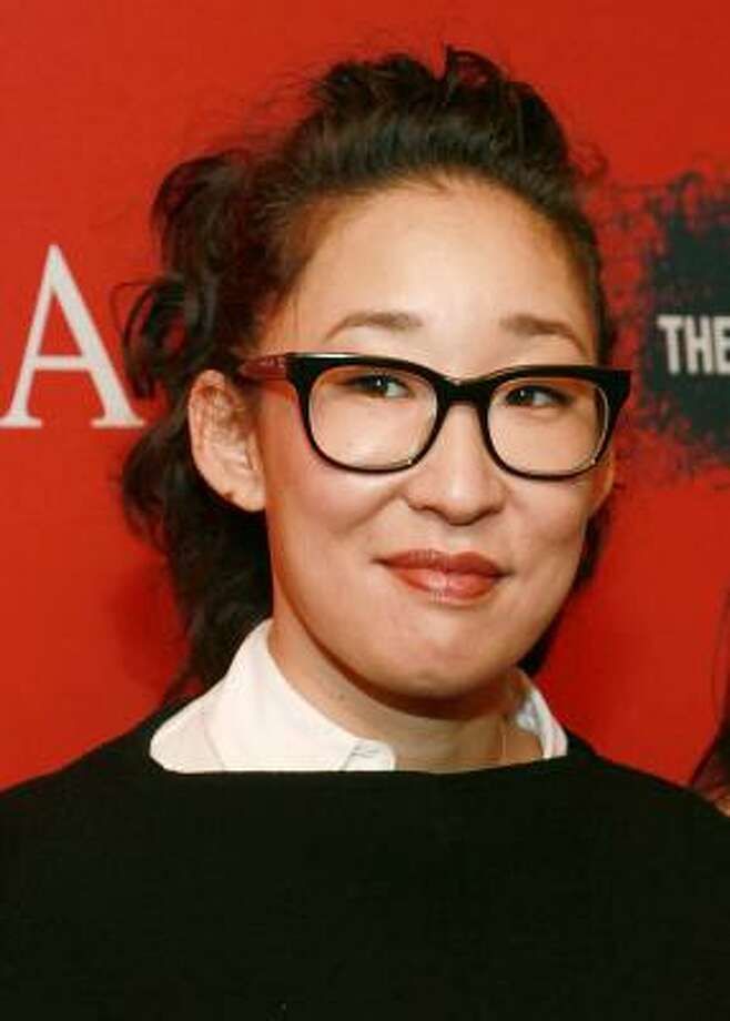 """Sandra OhPortrays Dr. Christina Yang on ABC's """"Grey's Anatomy""""Per episode salary:$350,000Source:Time.com Photo: Astrid Stawiarz, Getty Images"""