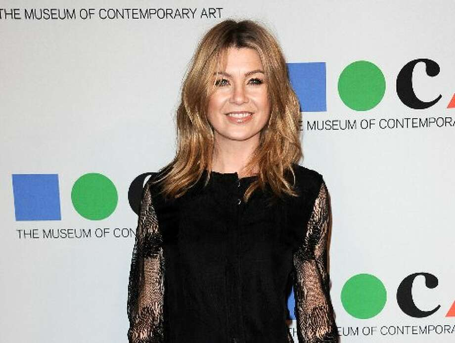"""Ellen PompeoPortrays Dr. Meredith Gray on ABC's """"Grey's Anatomy""""Per episode salary:$350,000Source:Time.com"""