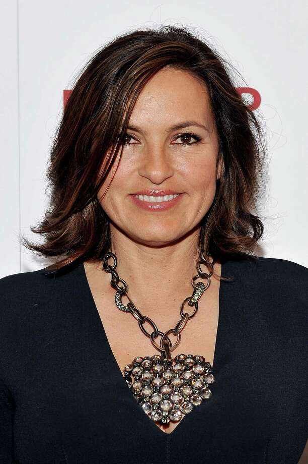 "Mariska HargitayPortrays detective Olivia Benson on NBC's ""Law and Order: SVU"" Per episode salary: $500,000 Source: Time.com  Photo: D Dipasupil, Getty / 2014 D Dipasupil"
