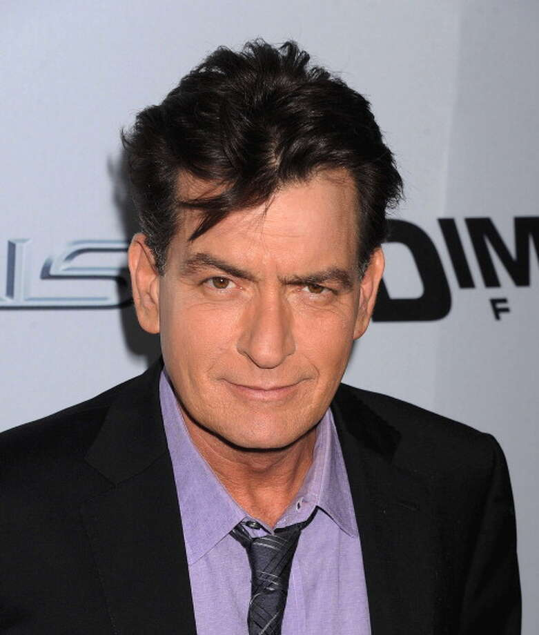 "Charlie SheenPortrayed playboy jingle writer Charlie Harper on CBS's ""Two and a Half Men"" Per episode salary: $1.2 millionSource: Time.com Photo: Jeffrey Mayer, WireImage / 2013 Jeffrey Mayer"