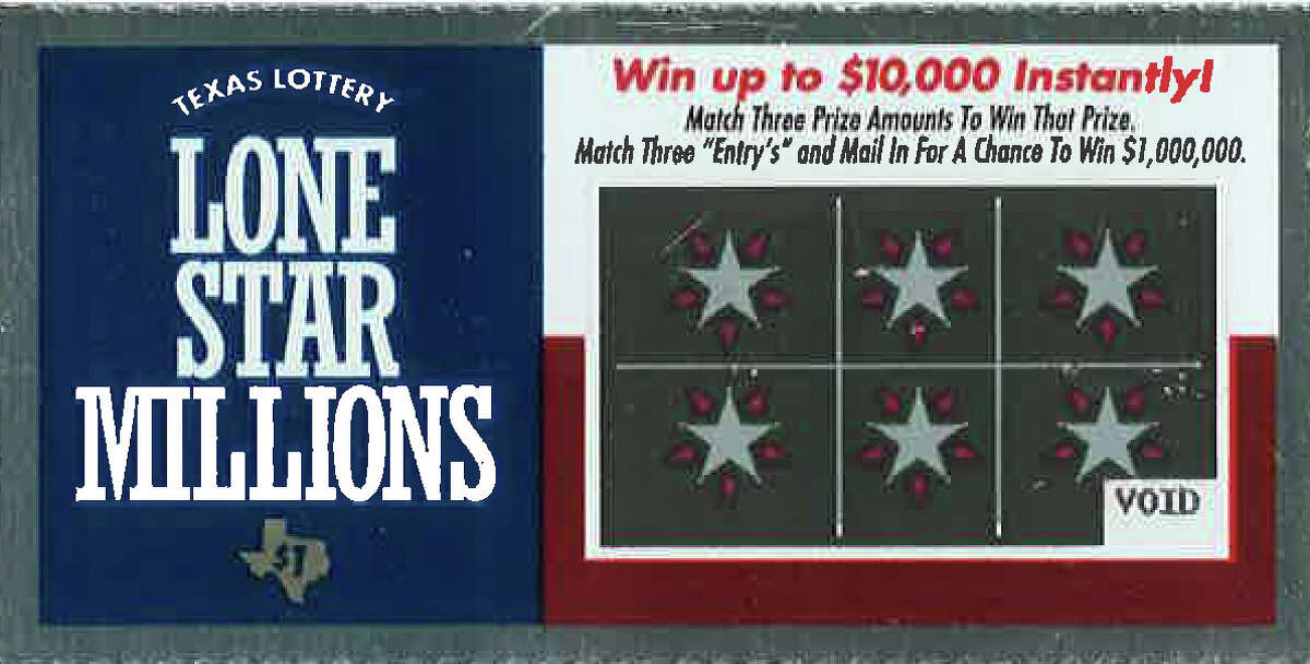 The Texas Lottery started back in 1992 when Governor Ann Richards ceremoniously purchased the first Lone Star Millions ticket in front of reporters in Oak Hill. This scratch-off game is among the first ever introduced in Texas.Check out the more of these early scratch off cards...