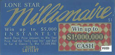 Angry scratch-off players want $10 million from Texas