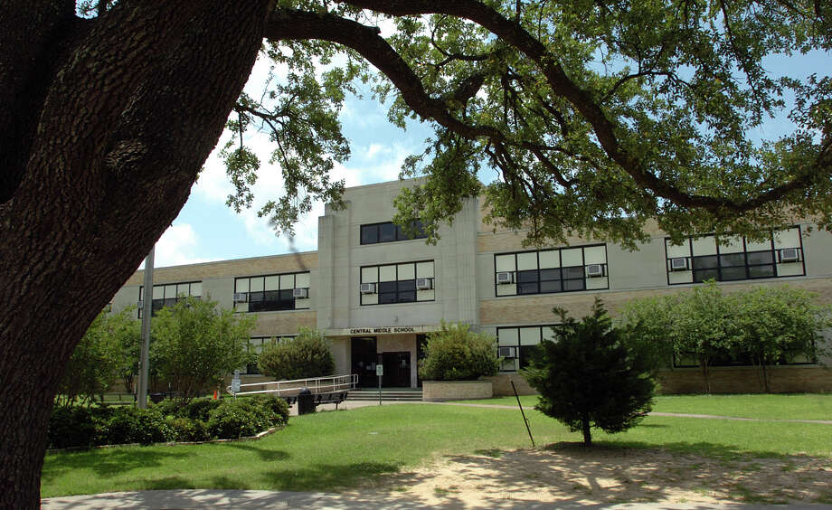The Nederland I.S.D. bond proposal includes upgrades to Central Middle School. Pete Churton/The Enterprise / Beaumont