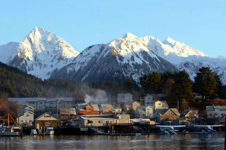 Top Ports of CallMaybe a day in the sun isn't your idea of fun? The No. 2 most popular cruise ship port of call is Alaska. Above: The city of Sitka, Alaska at dawn. Source: StatisticBrain Photo: Filo, Getty Images  / (c) filo