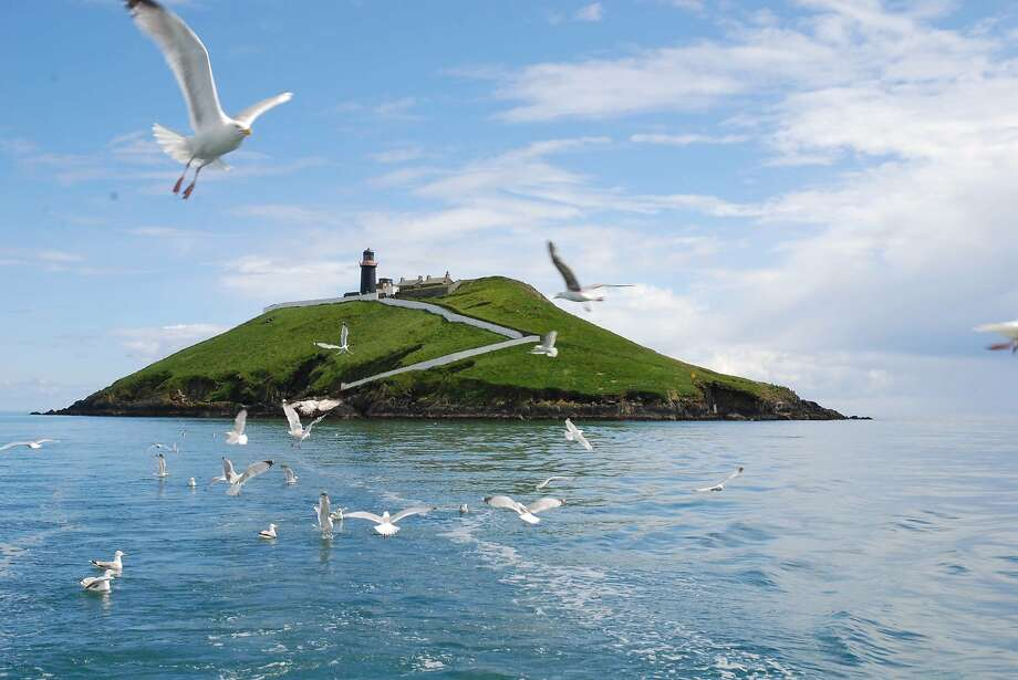 The first-ever public tours of Ireland's Ballycotton Island Lighthouse, built in 1848, begin with a short boat ride from the  East Cork town of Balycotton. Photo: Colm Sliney / BILT