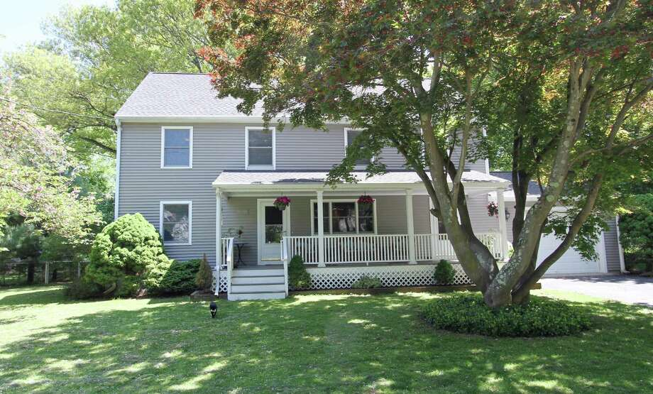 The property at 536 Woodridge Ave. is on the market for $725,000. Photo: Contributed Photo / Fairfield Citizen