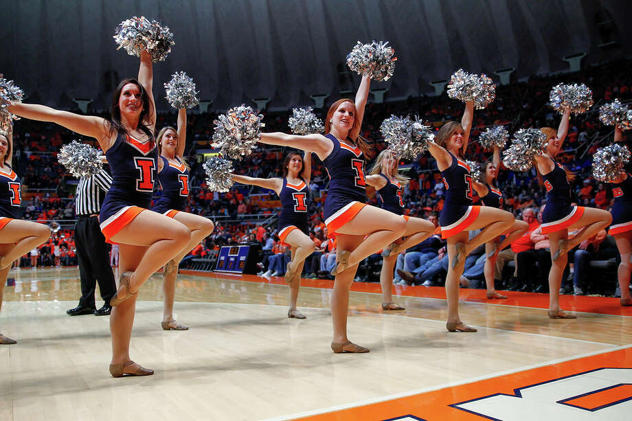 5. University of Illinois at Urbana-Champaign Photo: Michael Hickey, Getty Images / 2013 Michael Hickey