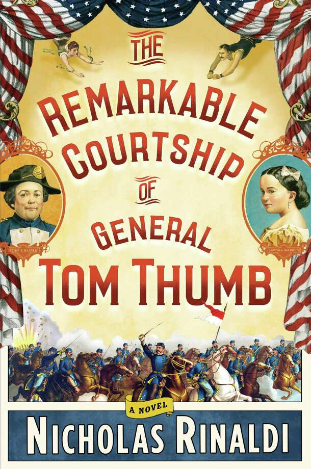 "A visit to the Barnum Museum more than 40 years ago planted a seed in novelist Nicholas Rinaldi's mind that has resulted in ""The Remarkable Courtship of General Tom Thumb,"" which is being published by Scribner on Tuesday, August 12. Photo: Contributed Photo / Connecticut Post Contributed"