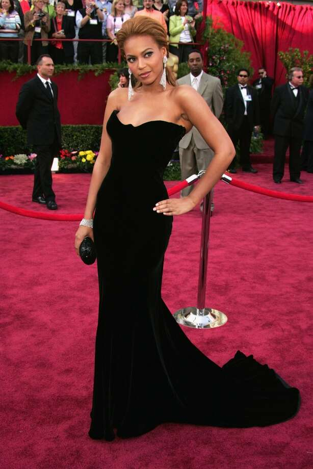 2005Beyonce's red carpet style is always full-on Hollywood glamour like here at the 77th Annual Academy Awards at the Kodak Theater on Feb. 27, 2005, in Hollywood, California. (Photo by Carlo Allegri/Getty Images) Photo: Carlo Allegri, Getty Images