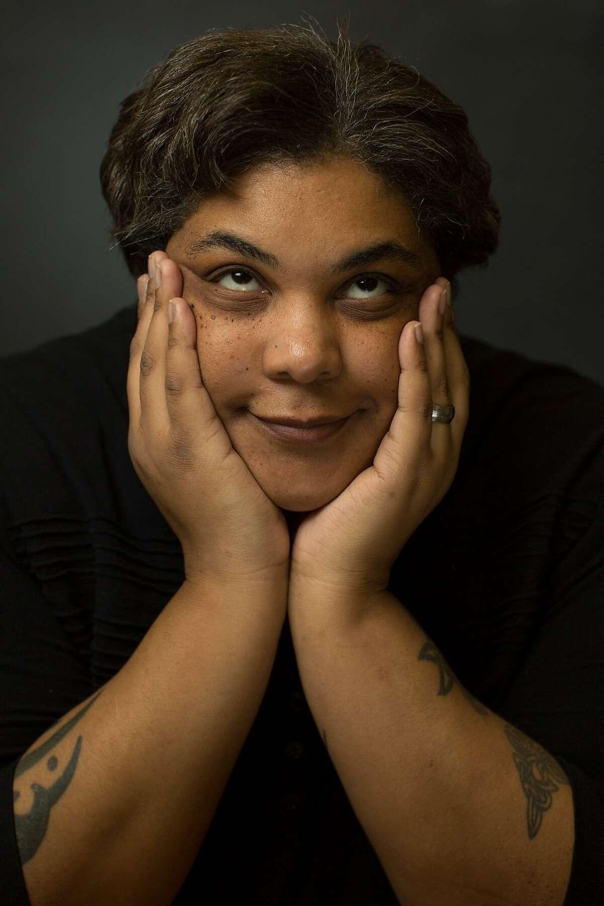 Roxane Gay, author of