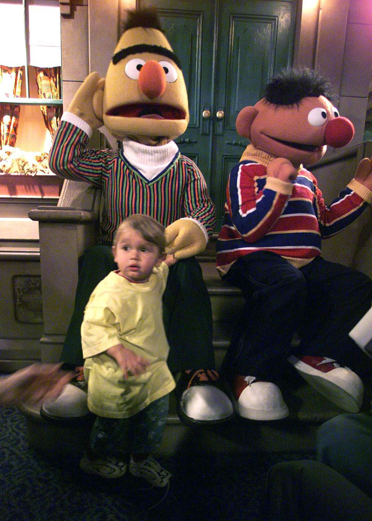 3. You are up on all the latest gossip on Sesame Street and Barney,