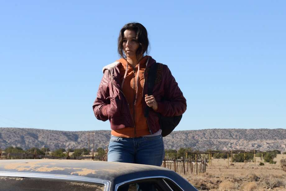 Eva Longoria can be seen in Indie film 'Frontera' on cable's On  Demand channel Photo: Magnolia Pictures