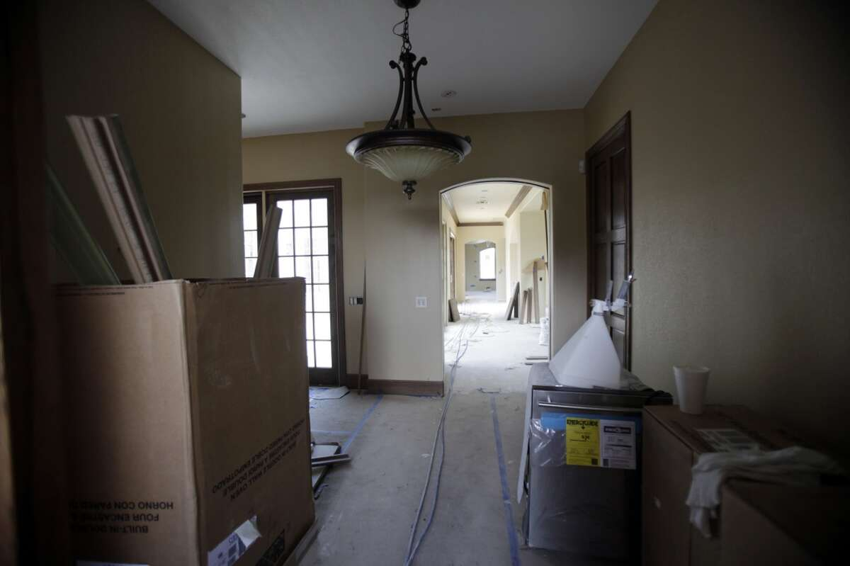 A view from the kitchen area to the courtyard at the Good Shepherd Center, future home of Archbishop Jose Gomez, Tuesday, June 2, 2009.The center is now home to Archbishop Gustavo Garcia-Siller.