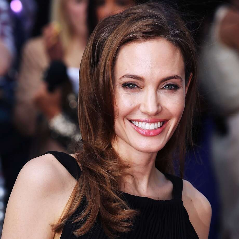 5. Angelina Jolie