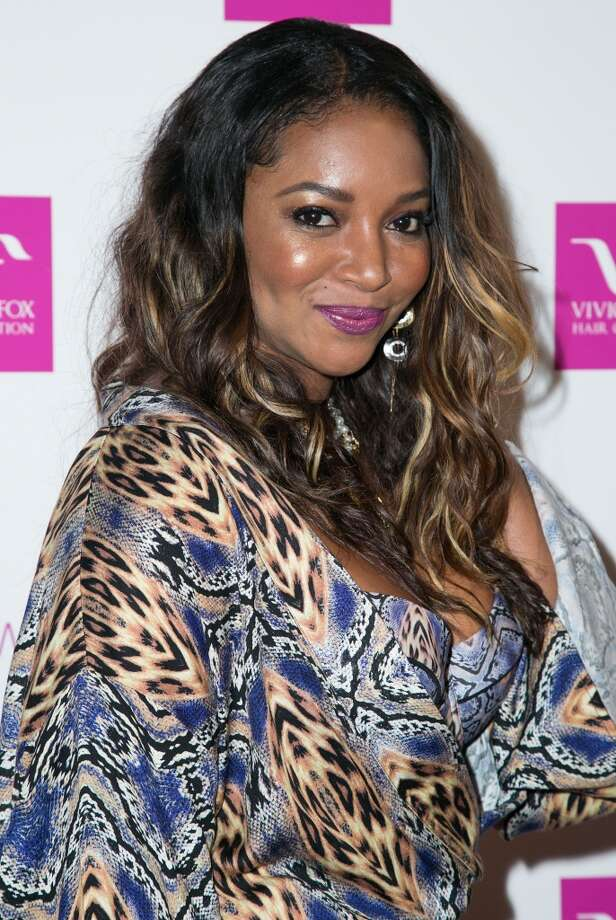 Actress Tamala Jones attends Vivica A. Fox's 50th birthday celebration at Philippe Chow on August 2, 2014 in Beverly Hills, California. Photo: Vincent Sandoval, WireImage