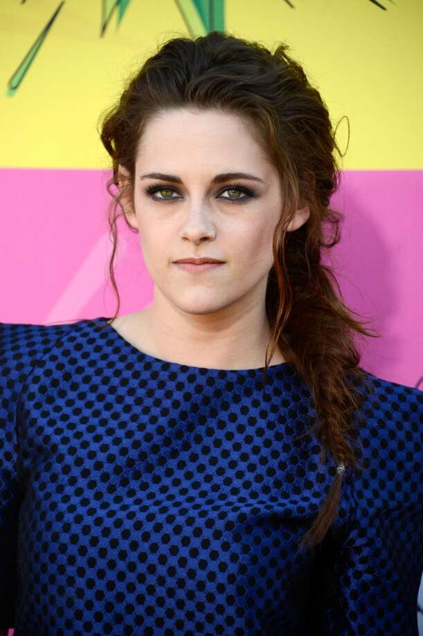"10. Kristen Stewart $12 million The 24-year-old ""Twilight"" star recently appeared in indie singer/songwriter Jenny Lewis' music video for ""Just One of the Guys."" Photo: Frazer Harrison, Getty Images"