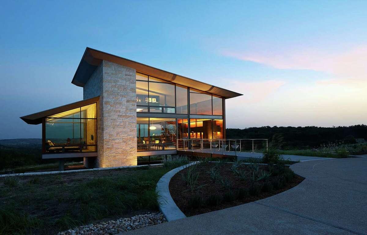 AIA Houston 2014 Design Award winner for residential architecture: Gewinner residence, Energy Architecture