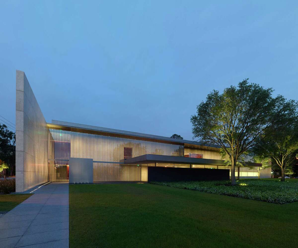 The Asia Society Texas Center is winner of the award for architecture less than 50,000 square feet. Designers were Taniguchi & Associates with Kendall/Heaton Associates and Geoffrey Brune, FAIA.