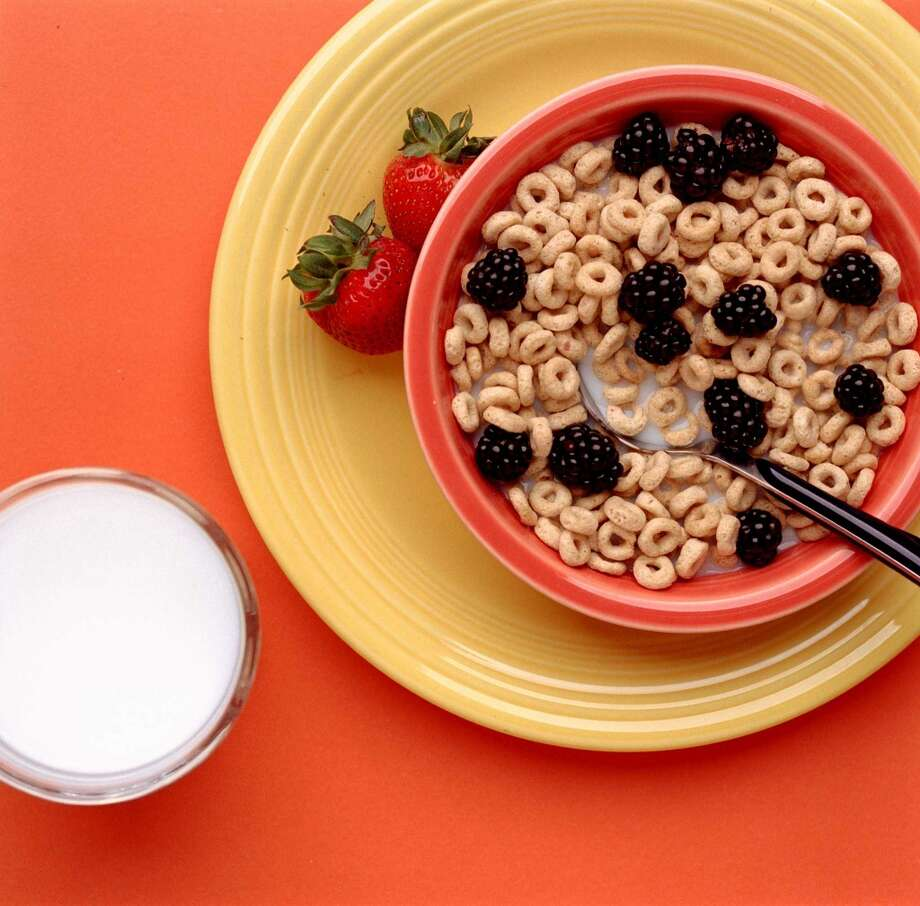 The Mediterranean Diet: It also requires a high consumption or breads and cereals. Photo: Buster Dean, Houston Chronicle