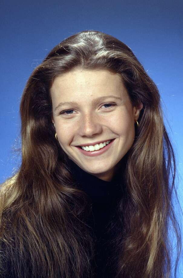 Gwyneth Paltrow, pictured here in 1992, had bit roles throughout the early 1990s, but really made it big after 1998's 'Shakespeare in Love.'