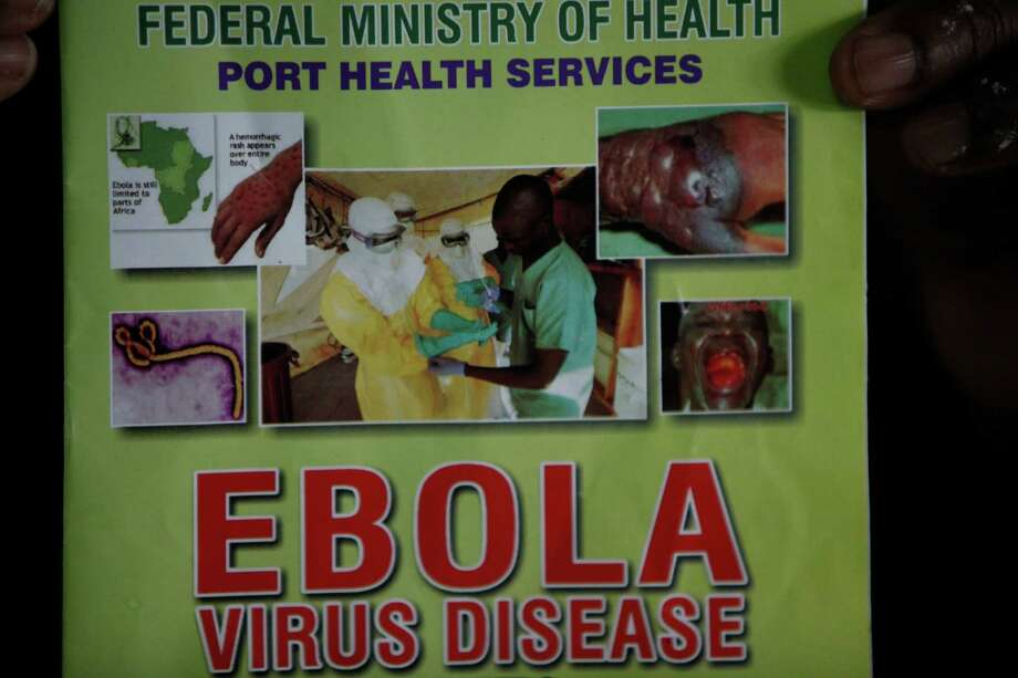 From the current outbreak: A Nigerian leaflet explains Ebola. Photo: Sunday Alamba, STF / AP