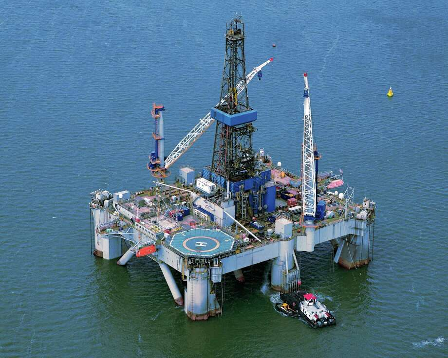 The drilling rig Paragon MSS1, now working in the North Sea, is one the older rigs that Noble Corp. spun off into a new company, Paragon Offshore. Photo: Paragon Offshore