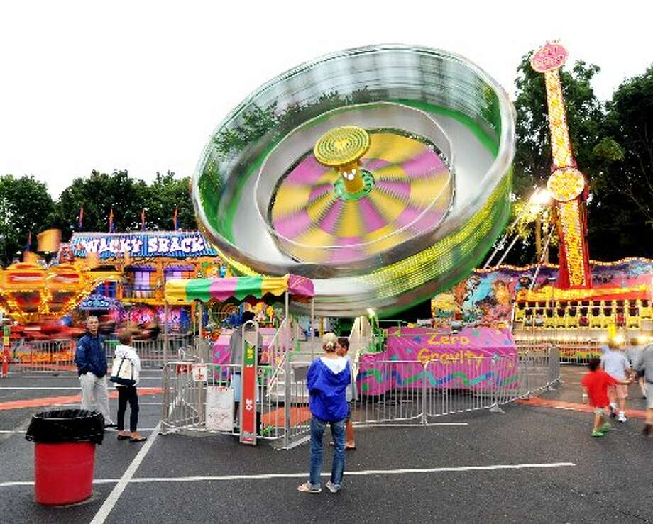 Every evening from 6 to 11 p.m., August 12-16,  the Carnival of Fun will be offering amusements for o and all in Riverside.