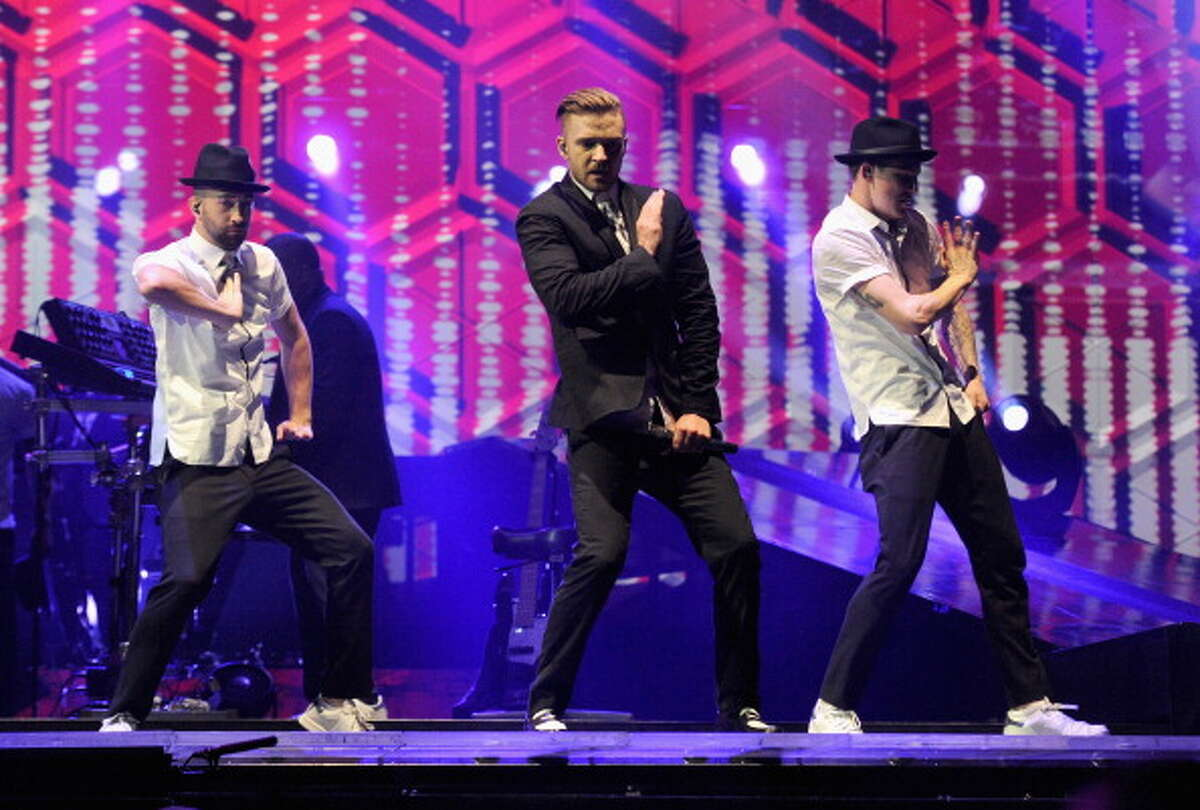 Justin Timberlake was born in Memphis, Tennessee on Jan. 31, 1981. His middle name is Randall.