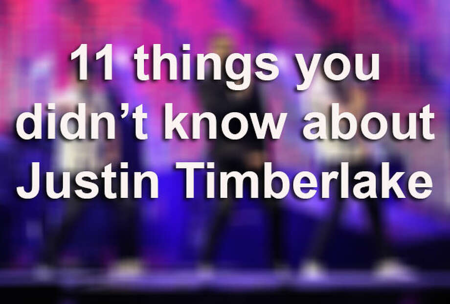 From a Mouseketer to a heartthrob in the 1990s boy band 'N Sync, Justin Timberlake was at the center of it all. Here are some interesting facts you might not have known about the musical sensation. Source: celebuzz / 2014 Dave J Hogan