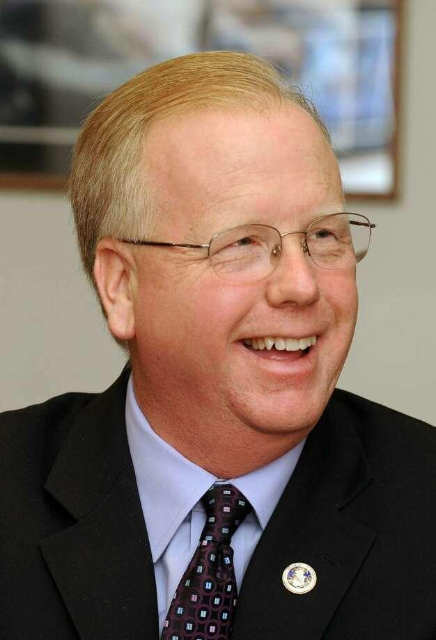 Danbury Mayor Mark Boughton Photo: Carol Kaliff / The News-Times