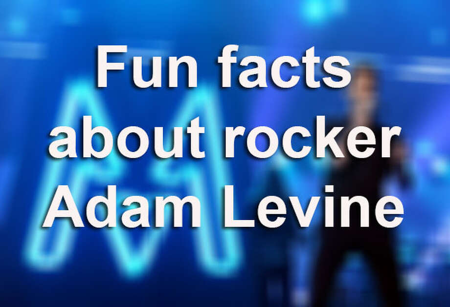 Adam Levine is an American singer-songwriter and musician, widely known as the lead vocalist for pop rock band Maroon 5. Click to read some cool facts about the musician.Source:boomsbeat.com / 2011 Getty Images