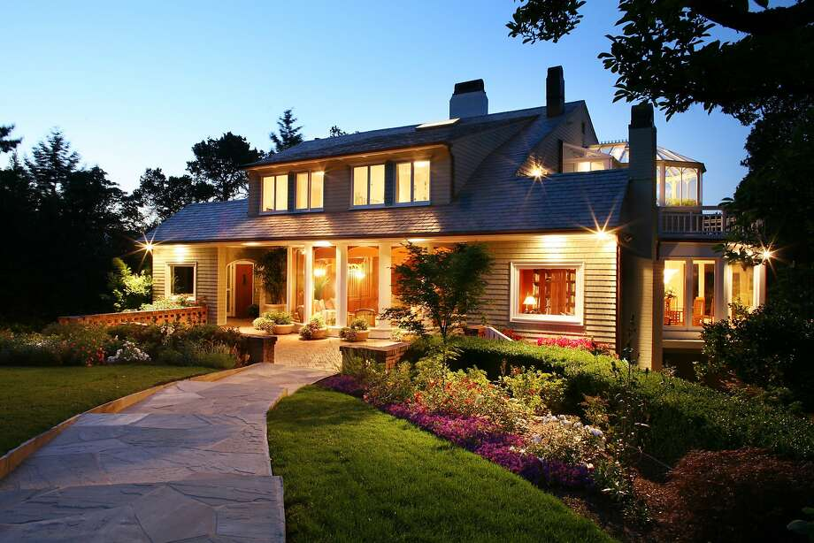 The seven-bedroom house is listed for nearly $6 million. Photo: Jacob Elliott Photography