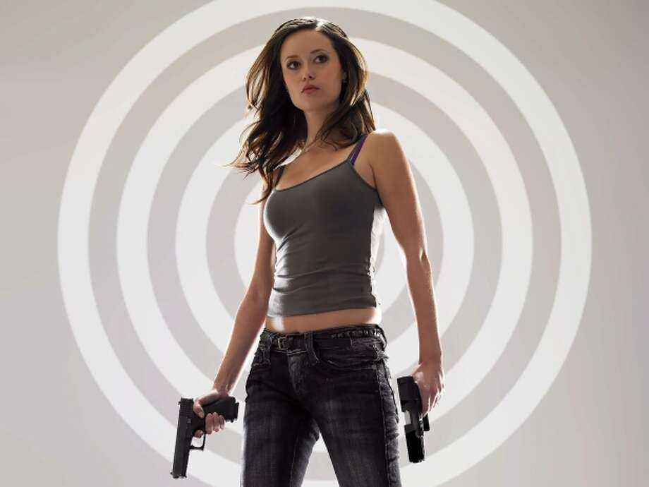 S.A.'s sci-fi stunner Summer Glau stars in new legal thriller. Photo: Fox