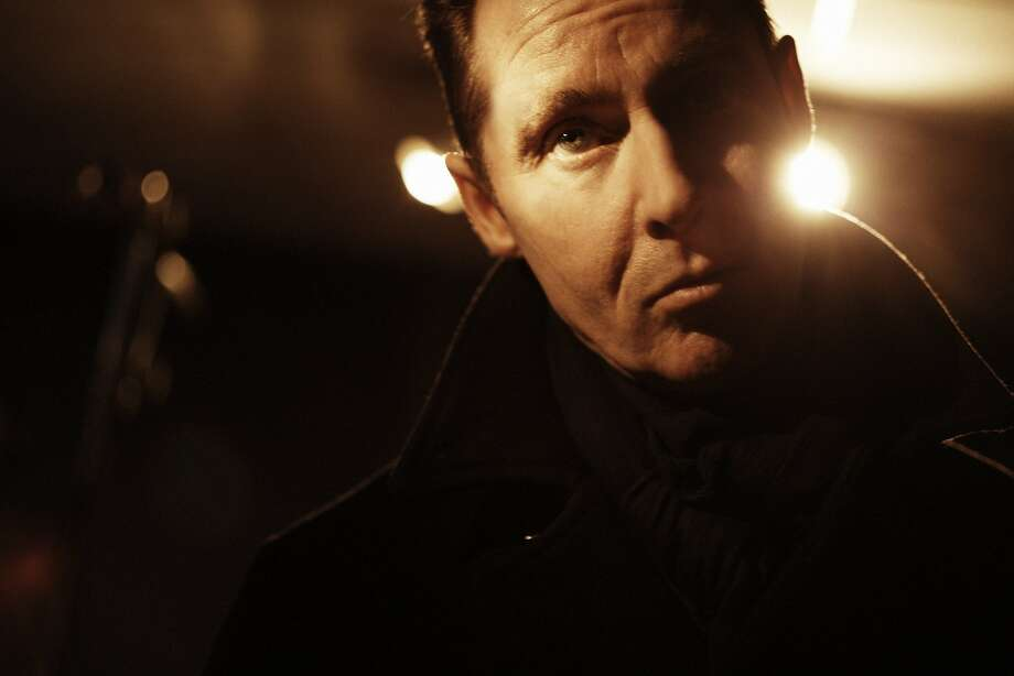 "Roddy Frame, formerly of Aztec Camera, releases, ""Seven Dials,"" his first solo album in eight years. Photo: AED"