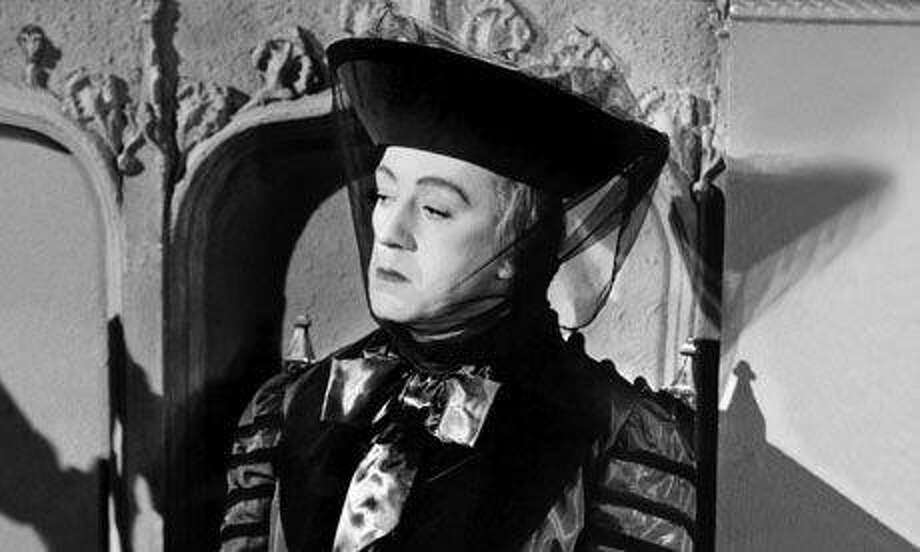 """Alec Guinness in """"Kind Hearts and Coronets."""" Photo: Eagle-Lion Films 1949"""