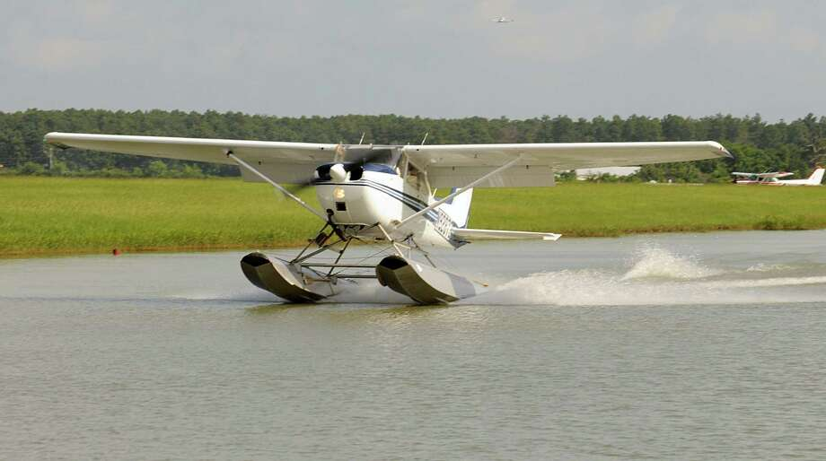 Fly a seaplane  Sport Flying of Connecticutoffers 20-minute intro flights on their seaplanes. If you like it, purchase lessons and learn to fly one yourself. Photo: David Hopper, Freelance / freelance