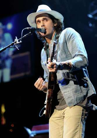 John Mayer, Fairfield native. Photo: Ethan Miller, Wire Photo / 2011 Getty Images