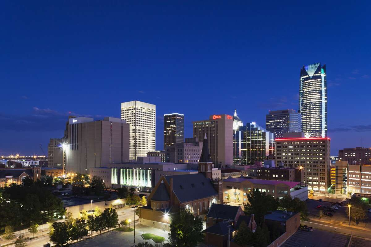 20. Oklahoma City Average income for Millennials: $36,753 Average income for all adults: $38,150