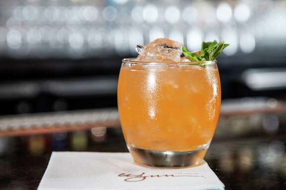 The Hang-O-Ver is made with Hangar One vodka.