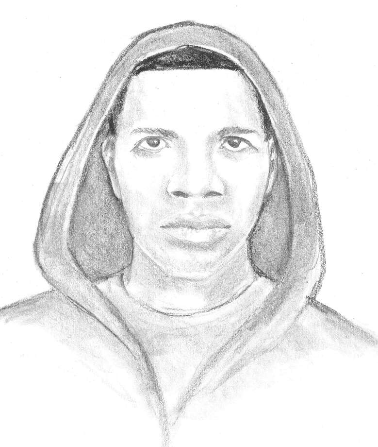 Sketch of Sugar Land Subway robber Photo: Sugar Land Police Department