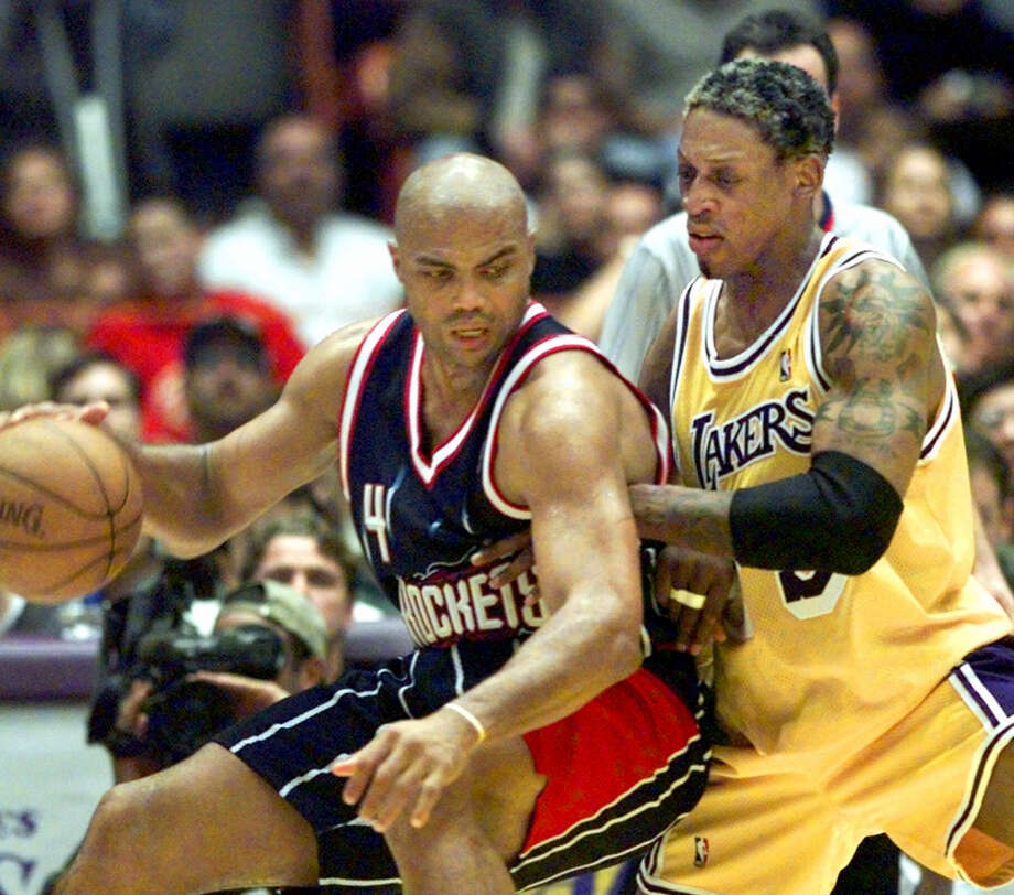 """Former Rockets forward Charles Barkley poked fun at the Rockets on a Saturday Night Live skit, saying, """"The last four (years) were in Houston so that should just count as one."""" Photo: Victoria Arocho, AP Photo / AP"""