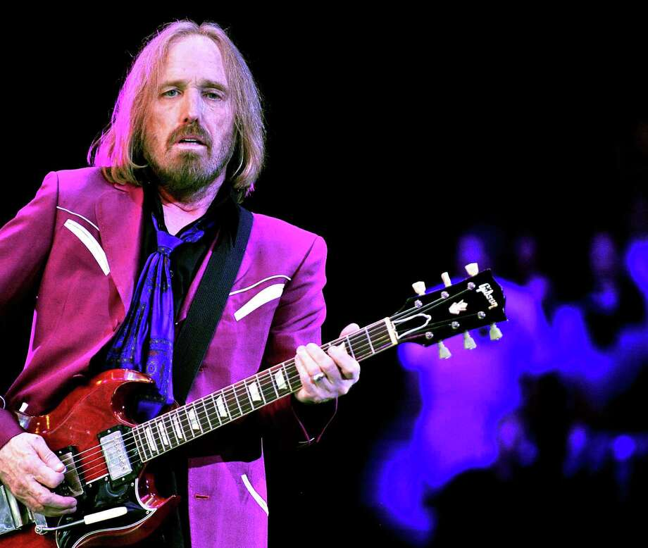 """Tom Petty and The Heartbreakers kick off their summer 2014 tour in support of their latest album, """"Hypnotic Eye,"""" Sunday in San Diego. Photo: Jerod Harris / Getty Images / 2014 Getty Images"""