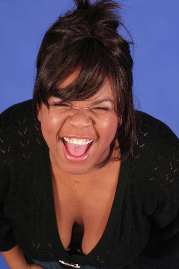 """Yamaneika Saunders will bring her stand-up act to Joker's Wild Comedy Club in New Haven on Friday and Saturday. This New York City-based comic recently made it to the semifinals of NBC's """"Last Comic Standing."""" Find out more.  Photo: Contributed Photo / Stamford Advocate Contributed photo"""
