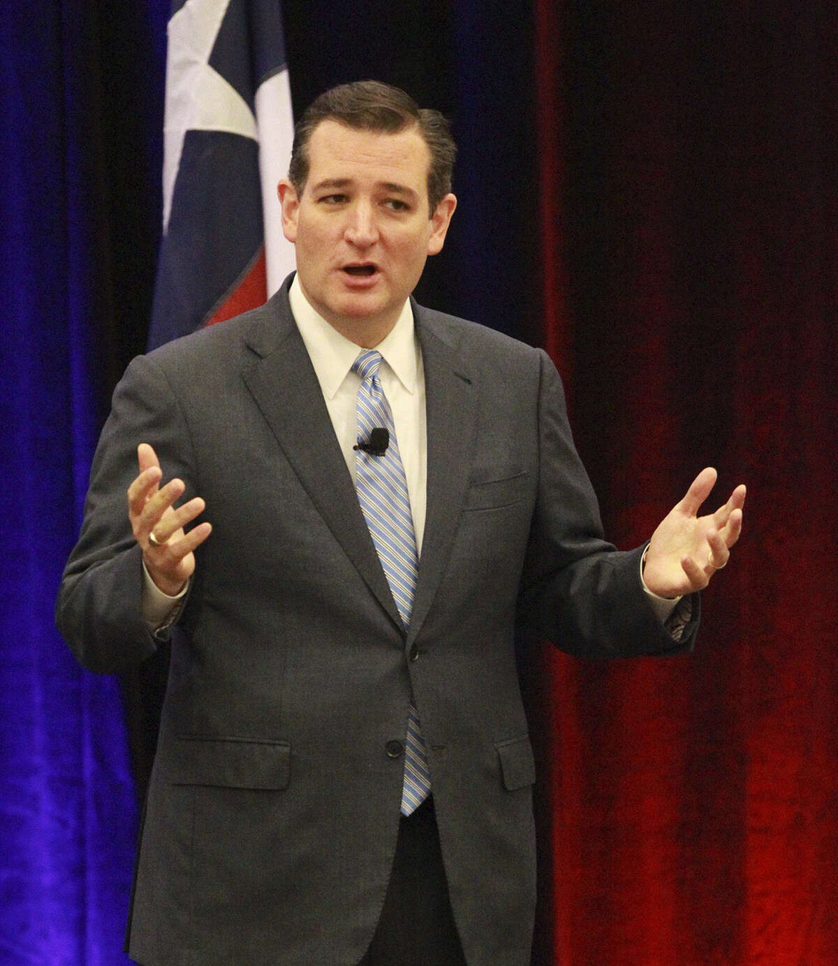 Senator Ted Cruz discussed immigration during an address to the San Antonio Chamber of Commerce earlier this summer. One of our readers criticizes the senator for his stance on immigration, including the recent influx of people from Central America.