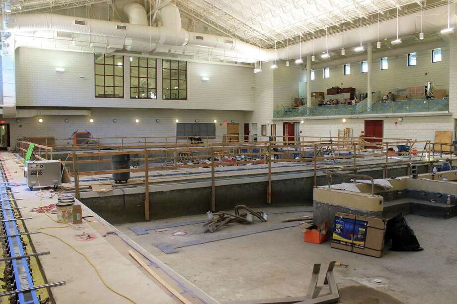Construction delays will push back the planned Aug. 29 opening of the new Westport Weston Family Y at Mahackeno, officials announced Tuesday. Photo: Contributed Photo / Westport News