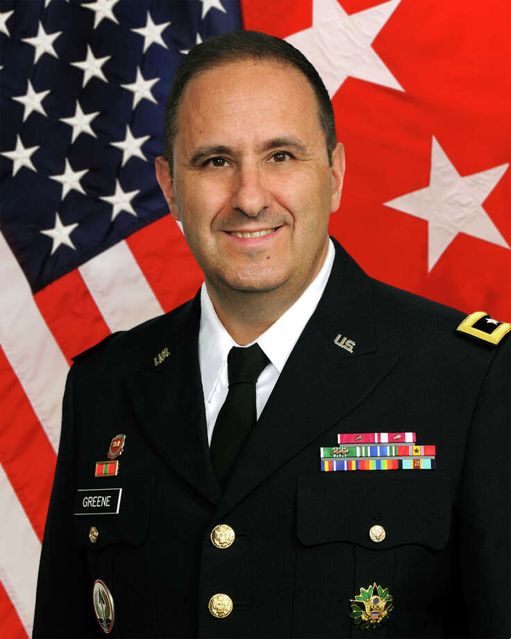 This image provided by the U.S. Army shows Maj. Gen. Harold J. Greene. A U.S. official has identified the senior officer killed in Afghanistan on Aug. 5, 2014, as Greene, the highest-ranking American officer killed in combat since 1970. Greene was the deputy commanding general, Combined Security Transition Command-Afghanistan. An engineer by training, Greene was involved in preparing Afghan forces for the time when U.S.-coalition troops leave at the end of this year. (AP Photo/U.S. Army) ORG XMIT: WX121 / U.S. Army