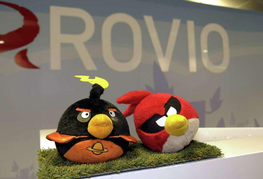 Rovio Entertainment will demonstrate Angry Birds virtual reality at the opening of Bespoke in Westfield San Francisco Centre May 28. Photo: Sari Gustafsson / Associated Press / Lehtikuva