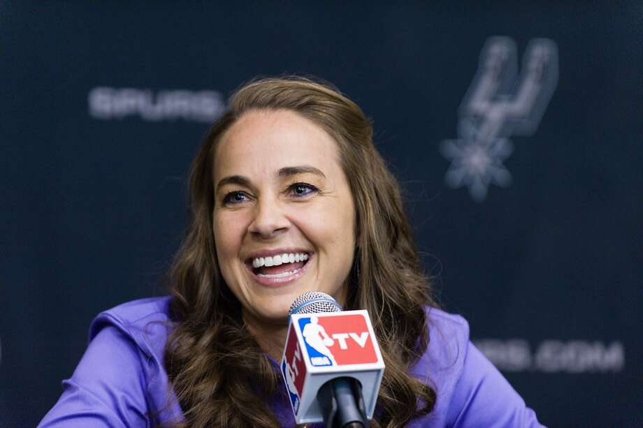 Becky Hammon plans to retire from playing after this WNBA season. Photo: Bahram Mark Sobhani, Associated Press