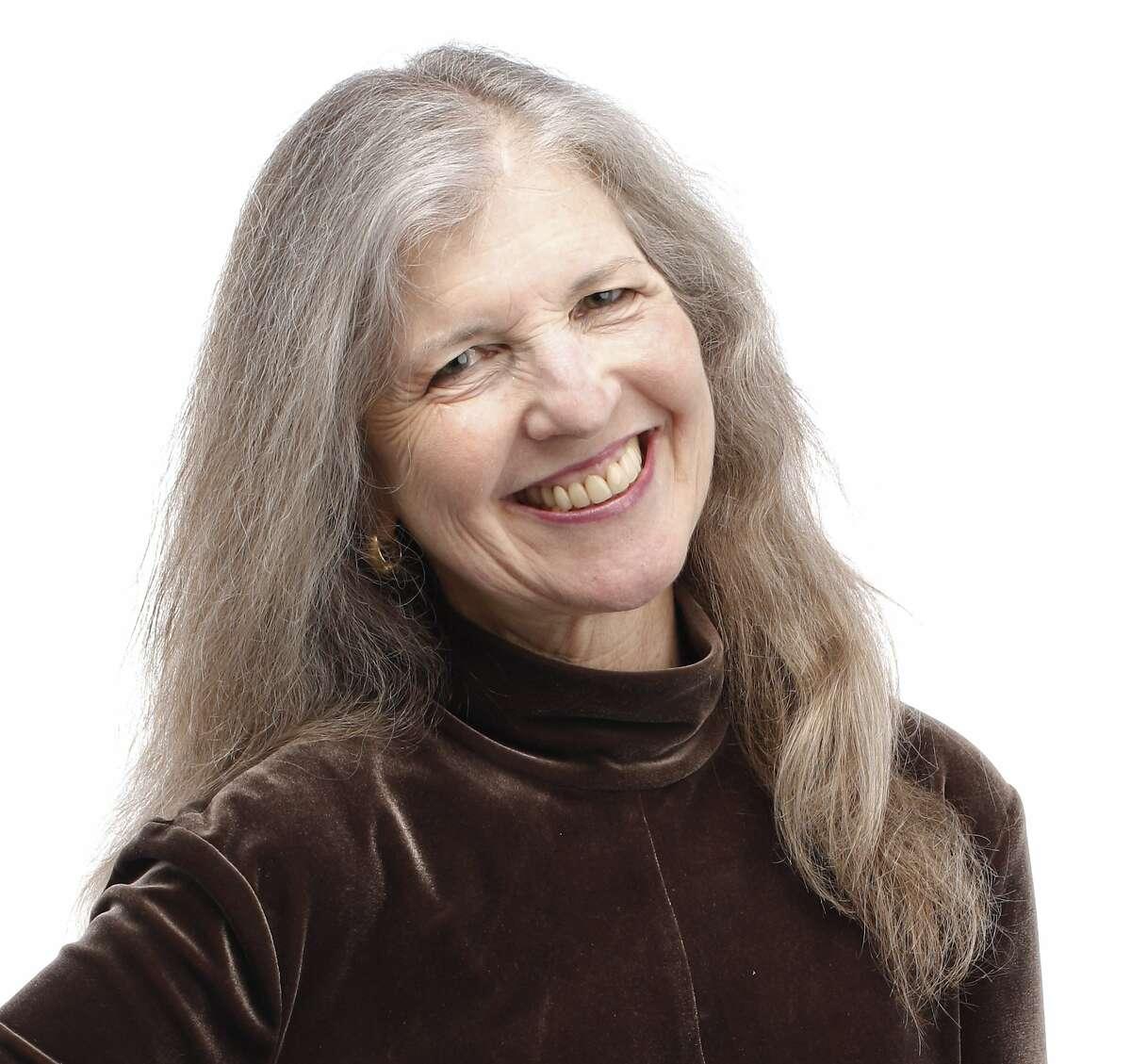 San Francisco Chronicle columnist Leah Garchik.